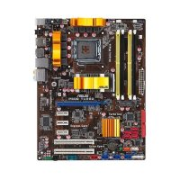 ASUS P5QD Turbo Intel P45 Mainboard ATX Sockel 775   #6419