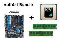 Aufrüst Bundle - ASUS M5A99X EVO + Athlon II X3 460...