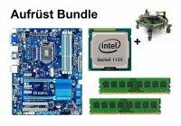 Aufrüst Bundle - Gigabyte H77-D3H + Intel i3-2105 +...